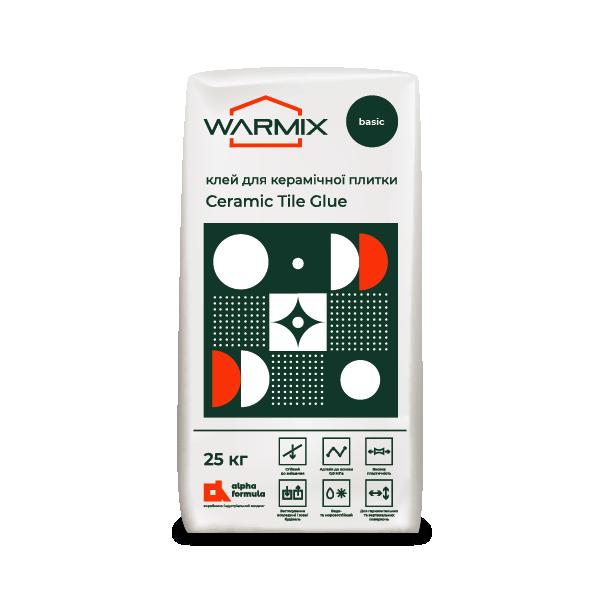 WARMIX CERAMIC TILE GLUE (3K-1)