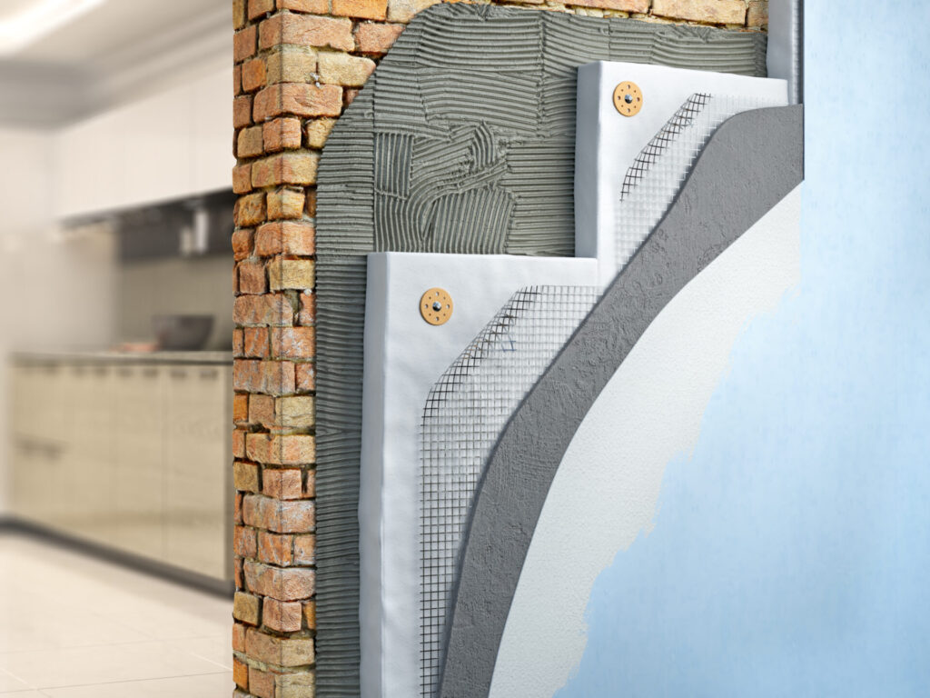 «IN-ONE» - Thermal Insulation System