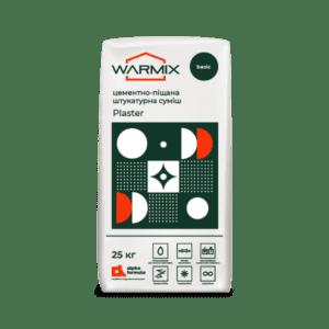 WARMIX PLASTER (ШТ-2)