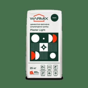 WARMIX PLASTER LIGHT (ШТ-1)