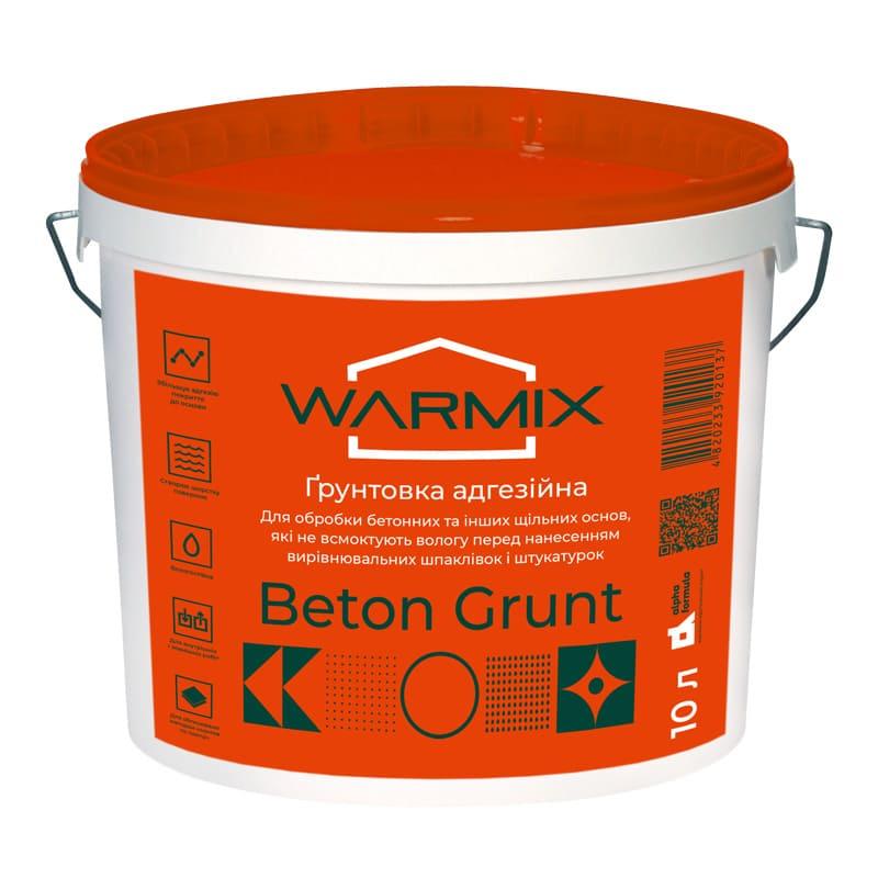 WARMIX Beton Grunt