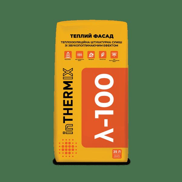inTHERMIX  λ-100 ТЕПЛИЙ ФАСАД