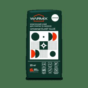WARMIX UNIVERSAL ELAST GLUE (ЗК – 4)