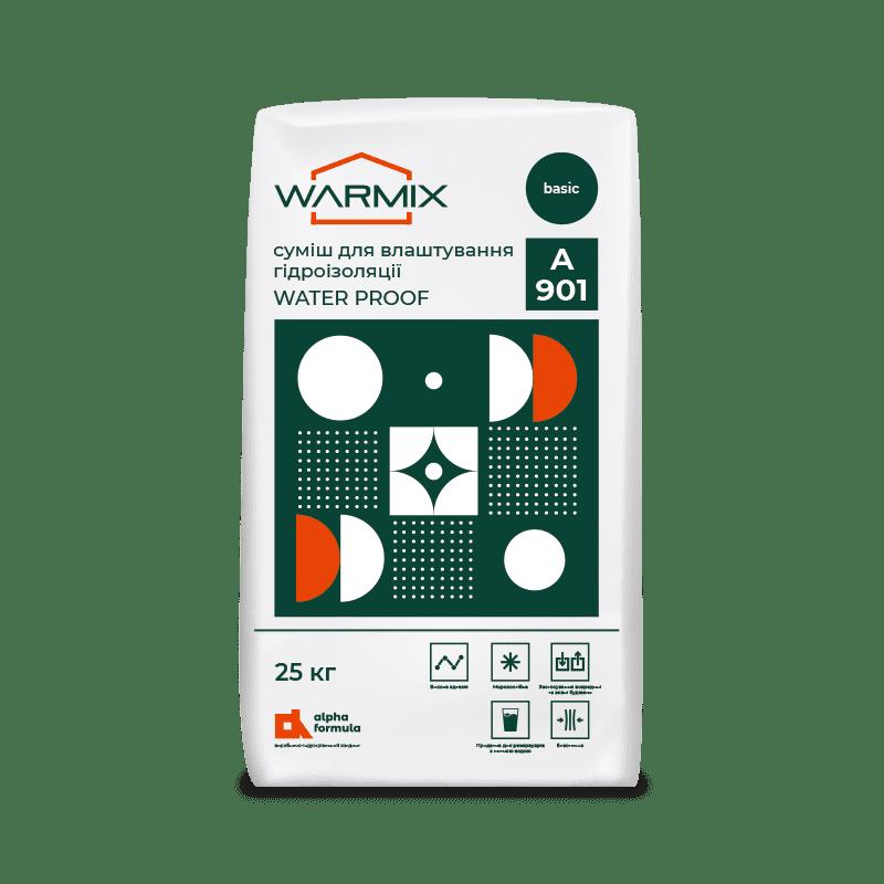 WARMIX A 901 WATER PROOF